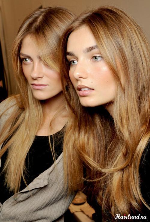 Волосы цвета фото 2012