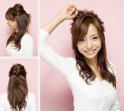 Быстрые прически на длинные волосы своими руками в домашних условиях.