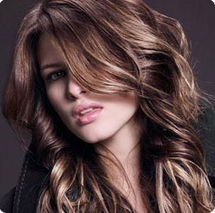 Прически для волос средней длины с