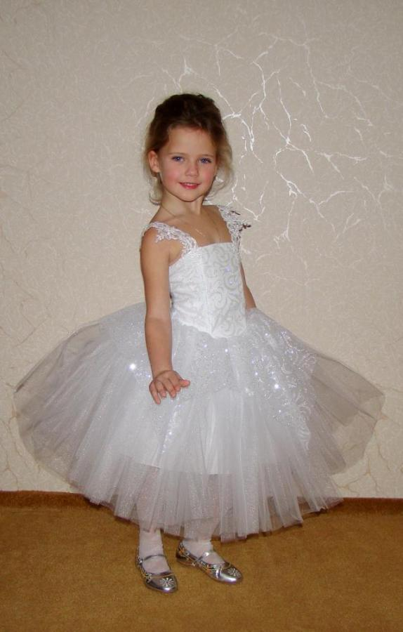 Чем расшить детское платье