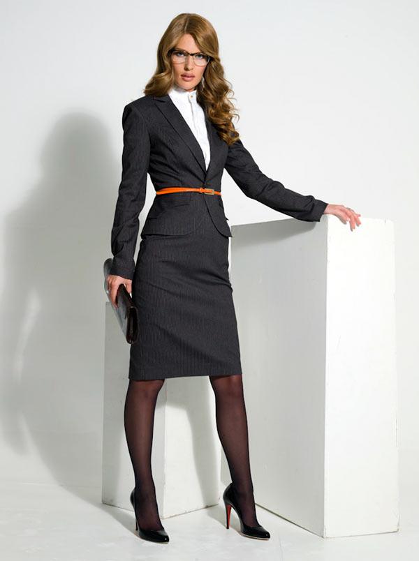 Стили в одежде классика секси