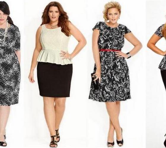 7683c1c8429e Какое выбрать платье для полной деловой женщины  Советы по правильному  выбору гардероба. женская мода