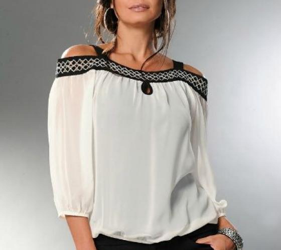 48d90d72c95 С чем принято носить шифоновые блузки  Советы по уходу за деликатными  вещами. офисная мода