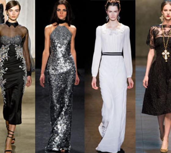 c39742d8fe0 Советы по выбору платья на новогодний вечер. Как выбрать правильное платье  для Нового года. модные вечерние платья