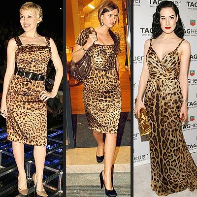 Леопардовые платья 2014 на выпускной вечер - Platyamodnye.com