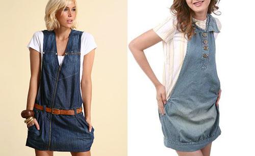 Женская одежда: Джинсовые Платья И Сарафаны Интернет-Магазин