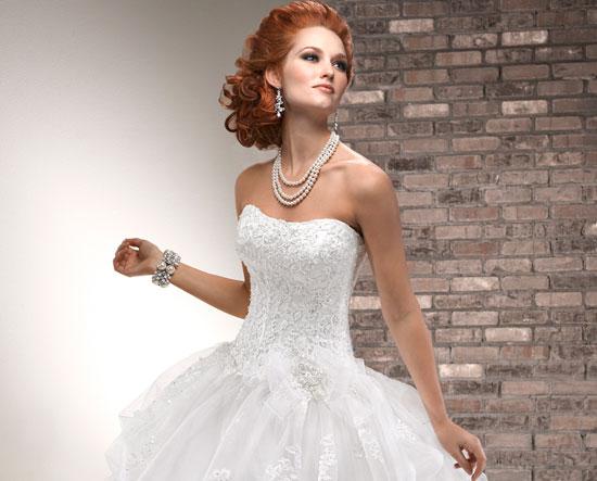 Корсет под свадебное платье