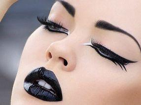 фото макияж глаз стрелки