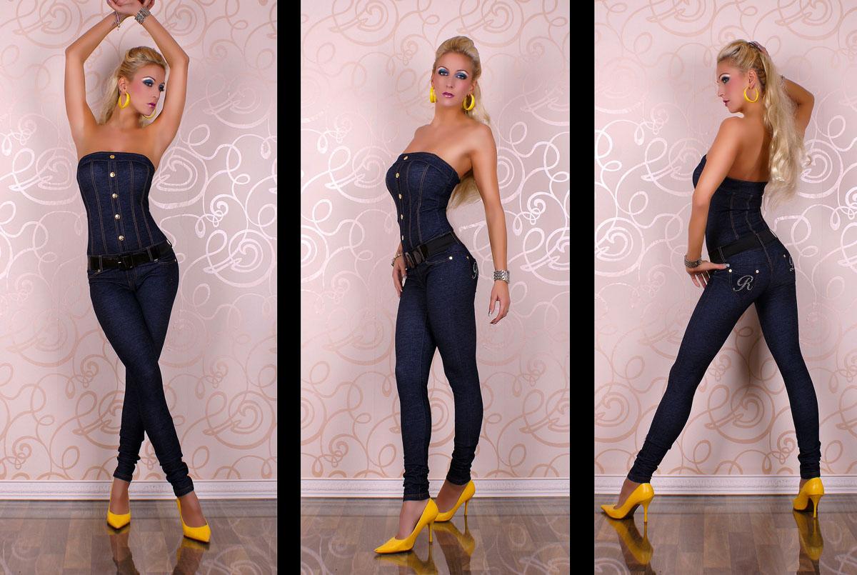 Фото женских поп в брюках 11 фотография