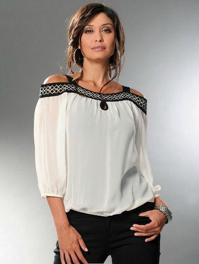 79531c34f15 Советы Красивые блузки из шифона– тренд лета 2013. Шифоновые блузки -  разнообразие моделей. Подбираем блузку модный деловой костюм