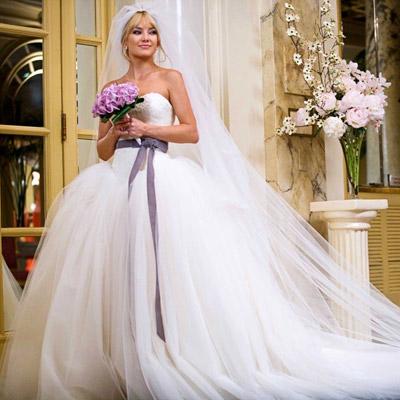 Свадебные платья для будущих мам