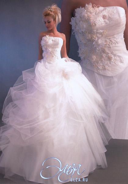 Фигуры при выборе свадебного платья