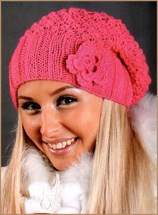 Модные модели для вязания