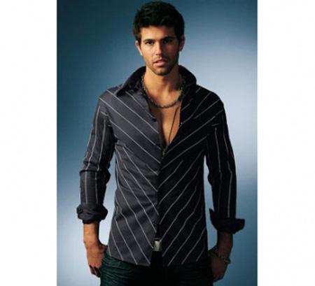 Питер здесь Модные мужские рубашки 2011.