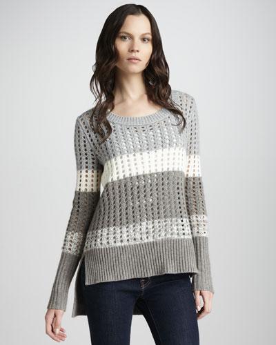 вязаные женские свитера 2014