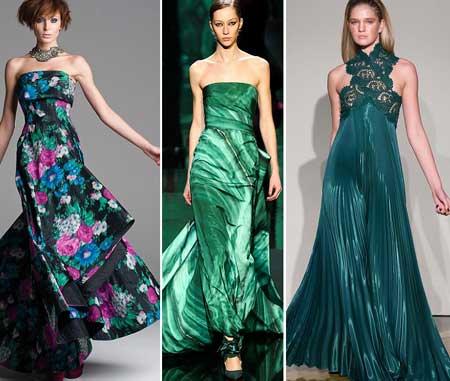 Платья с вышивкой модные платья 2014 для