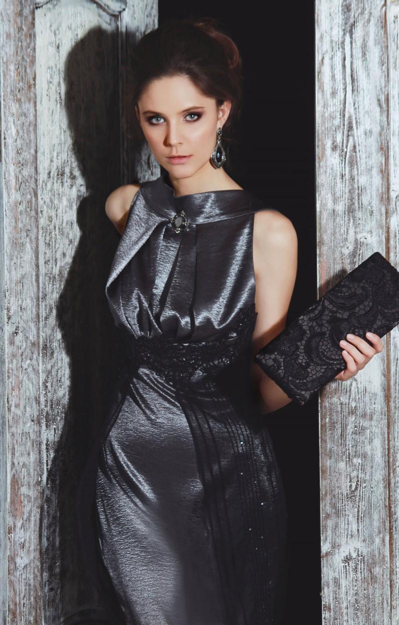 Эксклюзивное платье от дизайнера