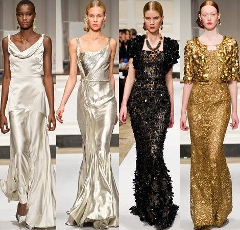 Цвета материалов для платьев