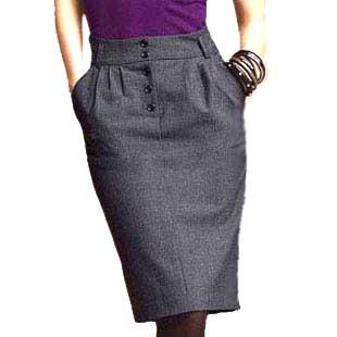 фасоны юбки-карандаш фото