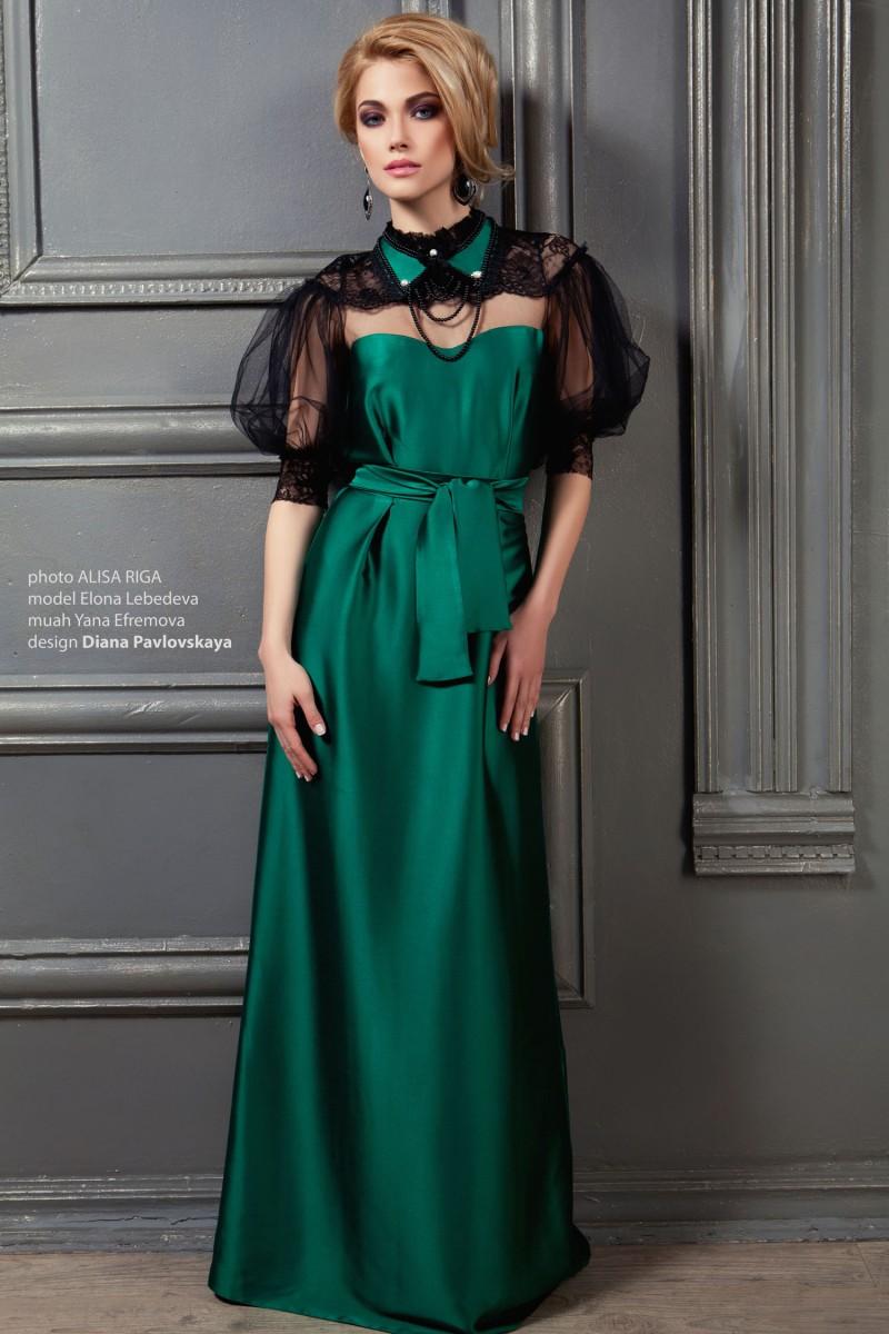 Эксклюзивные дизайнерские вечерние платья