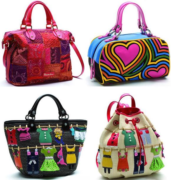 Яркие сумки женские 2012.  Женская сумка может многое поведать о своей...