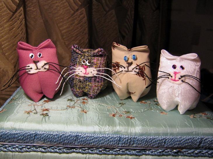 Сувениры из текстильных материалов своими руками