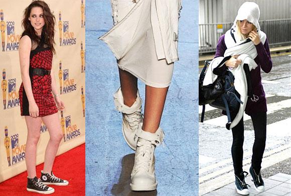 Ботинки Женские С Чем Носить