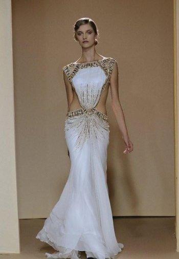 Вечерние платья новой коллекции фото