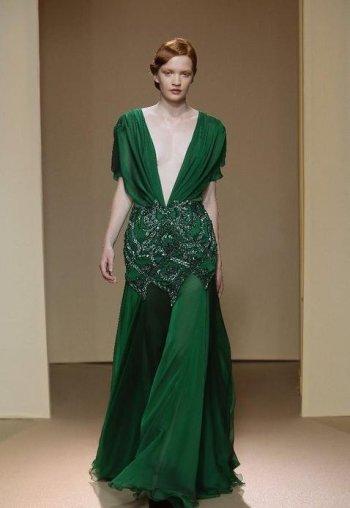Коллекция женских вечерних платьев